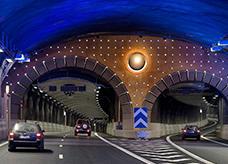 Tunnel i Stockholm