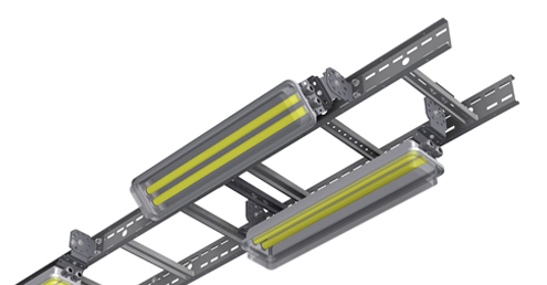 OE rail and rung pattern
