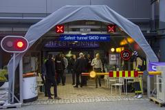 Safest Tunnel på NTSC
