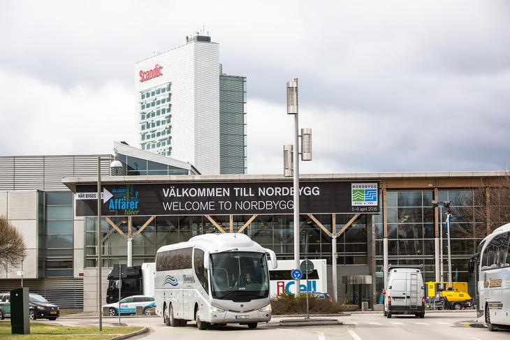 Fotograf: Bosse Lind for Stockholmsmässan