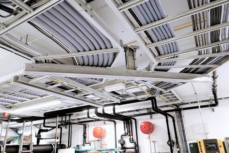 FRP Glassfiber System på Bremnes Seashore settefiskeanlegg i Trovåg.