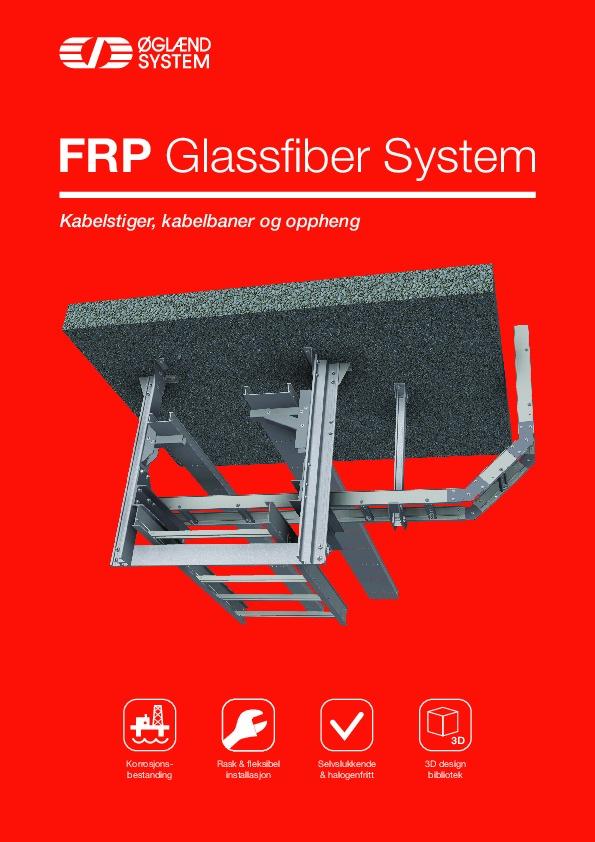 FRP Glassfiber System brosjyre