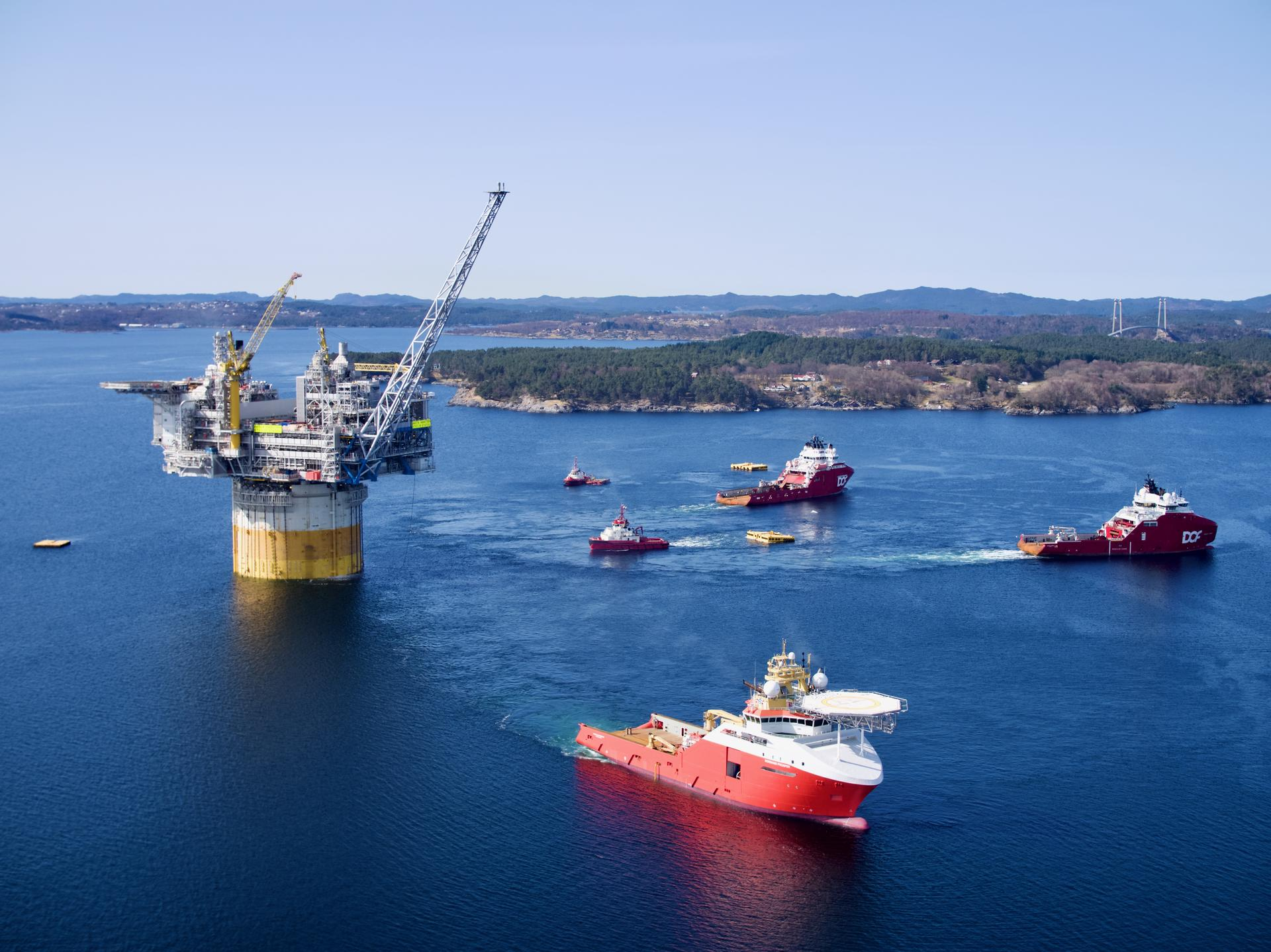Photo: Woldcam/Equinor
