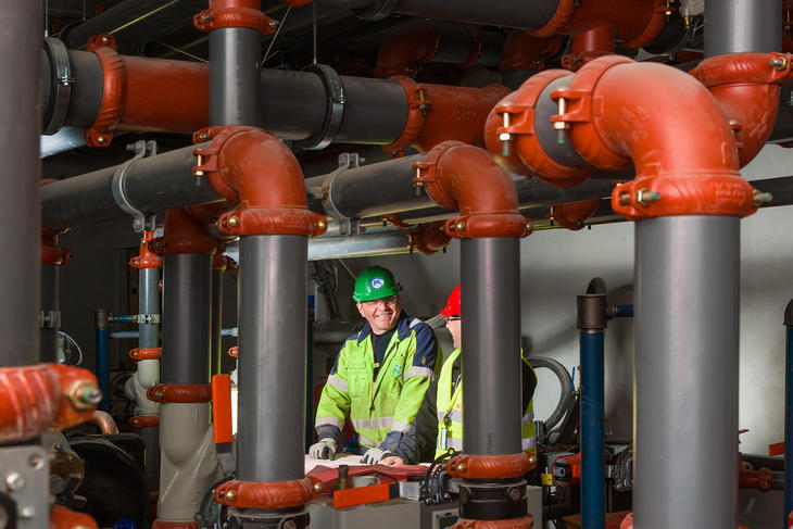 Ahsell is taking over Oglaend System's sprinkler and sanitation segment.