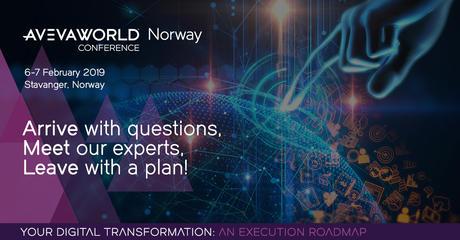 Aveva World Conference in Stavanger.