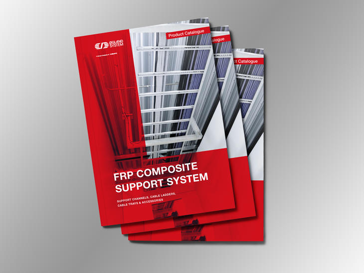 New catalogue showcasing our FRP composite products.