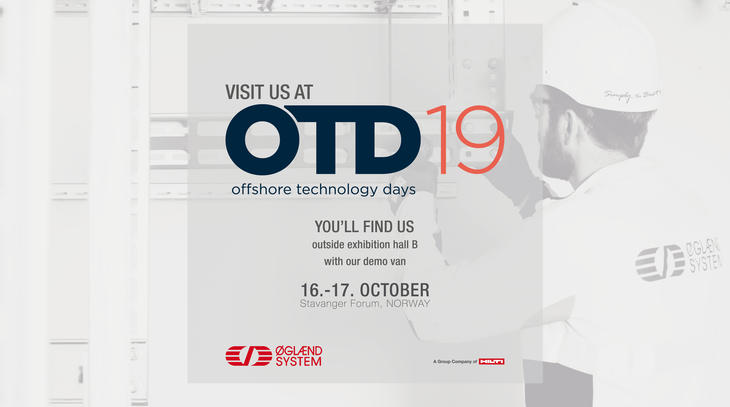 Offshore Technology Days 2019