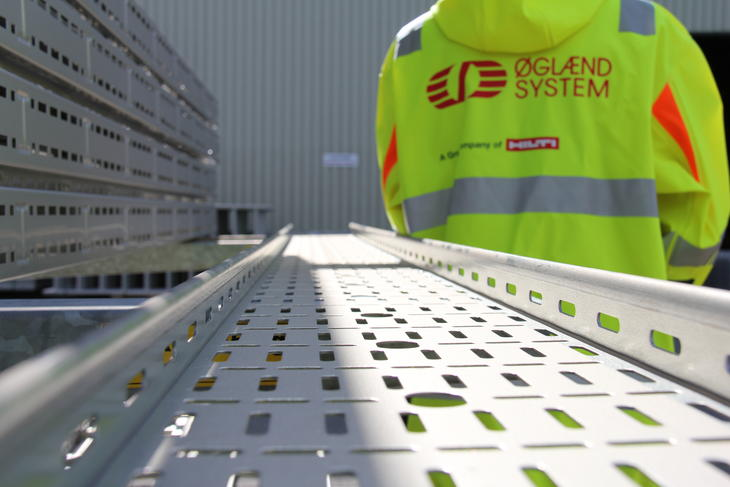 Oglaend System - a group company of Hilti